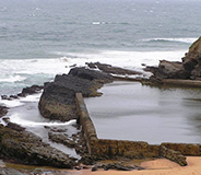 Chaka's Rock Tidal Pool- Ballito Beaches