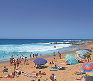 Willards Beach - Ballito Beaches