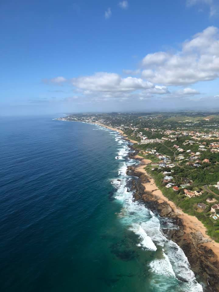 Ballito to Sheffield Beach